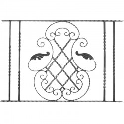 Fence panel PNG003