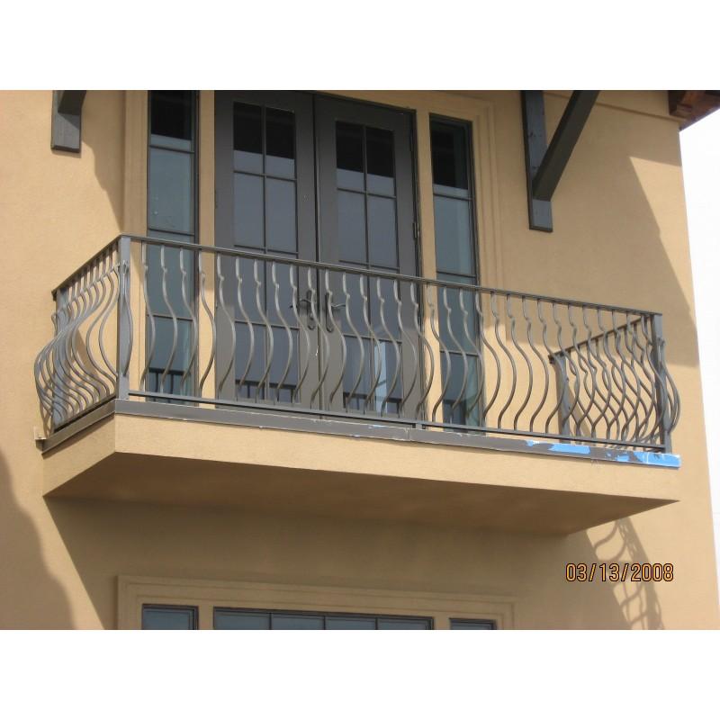 Balustrada fier forjat model 2