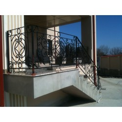 Balustrada fier forjat model 6