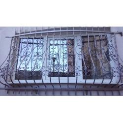 Model 5 gratii ferestre fier forjat