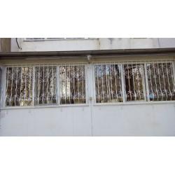 Model 6 gratii ferestre fier forjat
