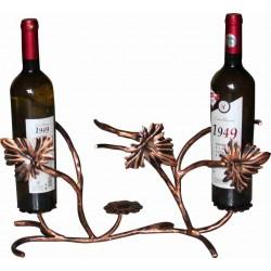 Suport vin pentru 3 sticle