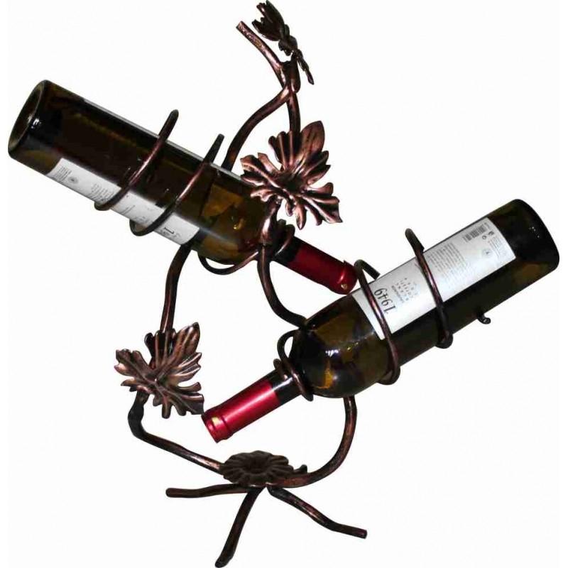 Suport vin pentru 3 sticle vita vie
