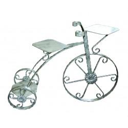 Suport flori bicicleta